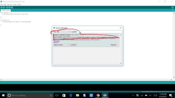 Wireless client on ESP8266 NodeMCU – Gowtham's blog